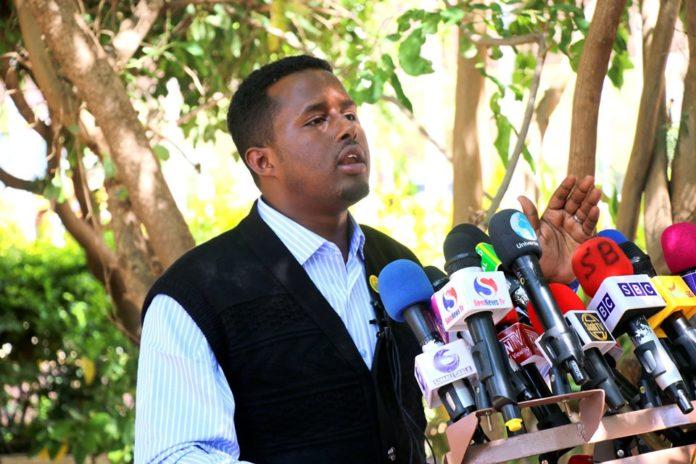 Xukuumada somaliland oo si adag uga Jawaabtay Eeddo xisbiga waddani u jeediyay maalintii shalay