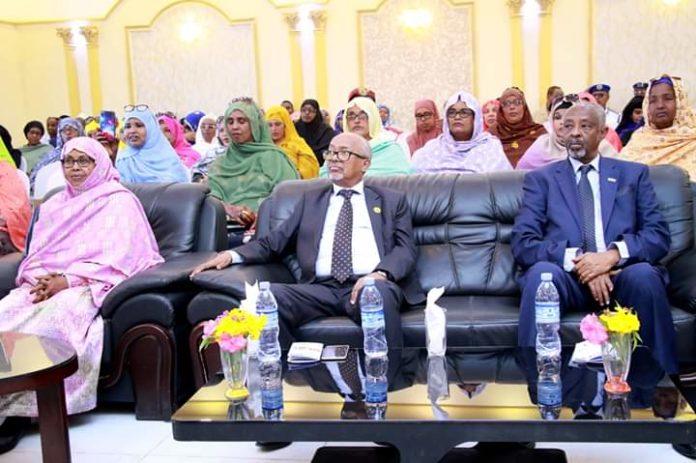 Madaxweyne ku-xigeenka Somaliland Oo Ka Qayb-galay Shirweyne Lagu Gorfaynayo Qoondada Haweenka