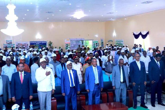 Madaxweynaha Somaliland Oo Ka Qayb-galay  Xus Ballaadhan Oo Loo Sameeyey Maalinta Cuntada Adduunka