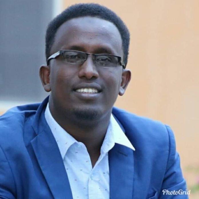 """Shacabka Somaliland: Hal aad ogtihiin waan idinku raacsanahay, Hal aydaan yeelayna waan idinku diidanahay (WQ:Mohamed A. Abdilahi """"Indha yare"""")"""