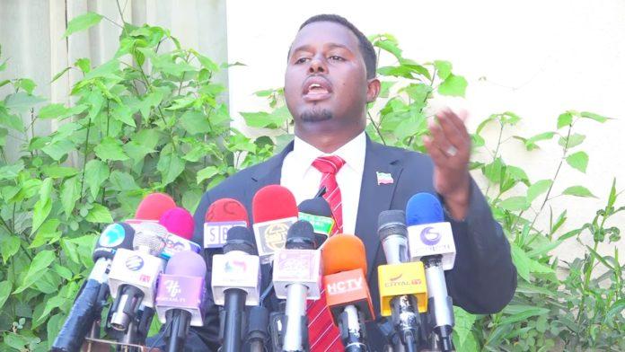 Xukuumada Somaliland oo Ka Jawaabtay hadalo ka soo yeedhay Gudoomiye Cirro