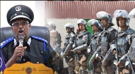 Booliiska Somaliland oo Gacanta ku Dhigay Nin Kufsi iyo Dil u Geystay Gabadh yar