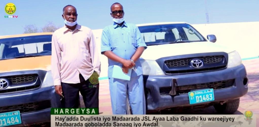 Hay'adda Duulista iyo Madaarrada Somaliland waxay gaadiid ku wareejisay Garoomada Ceerigaabo iyo Boorama oo dhowaan la bilaabi doono xadayntooda